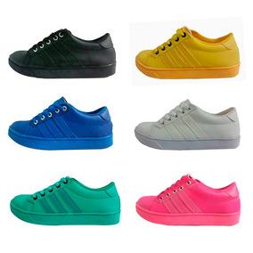 Zapatillas Colores Para Dama 35-41 X Mayor Y Menor Capital