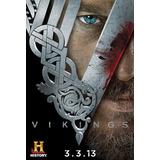 Vikings (4° Temporada) 20 Episódios Dublados - Frete Grátis