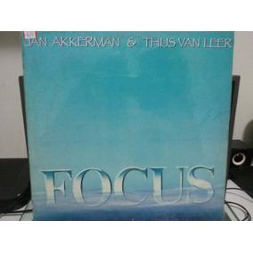 Lp Jan Akkerman & Thys Van Leer - Focus