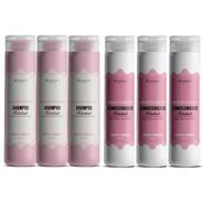 Shampoo Argilotherapy E Condicionador All Nature - 6 Unids.