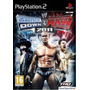 Wwe Smack Down Vs Raw 2011 Ps2 Patch - Frete Só 6,00