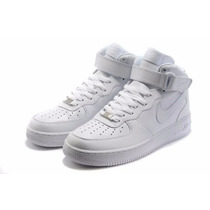 Tenis Nike Air Force One Bota Choclo Colores Envio Gratis