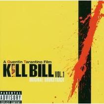 Kill Bill Banda De Sonido Cd Nuevo