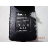 Fonte Carregador Tablet Bak Ibak-865 9v Original Ponta 3,5mm