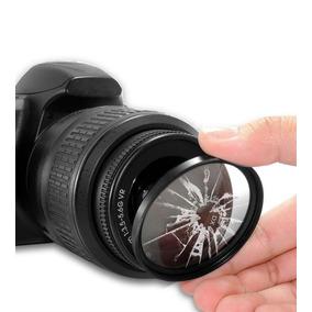 Filtro Uv Ø52 52mm P/ Sony Canon Nikon Fuji Sigma Tamron