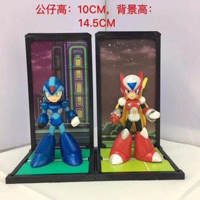 Megaman Rockman Tamashi Buddies Stock Limitado !!
