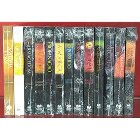Coleção Deixados Para Trás Novo Lacrado Completo 13 Volumes