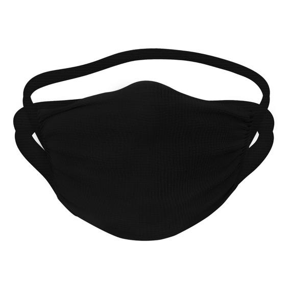 Barbijo Mascara Facial Tapaboca Lavable Reutilizable Kit X3