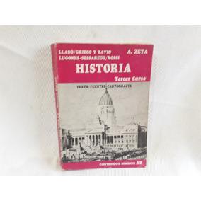 Historia 3º Texto Fuentes Ed. A-z Contenidos Minimos