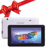 Tablet Telefunken 7 Android Quad Core Dob Cam Mid7600 Regalo