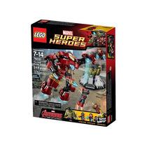 Lego Super Heroes: The Hulk Buster Smash