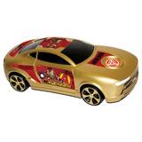 Carro De Fricção Yellow Metalizado Avengers Sc5315