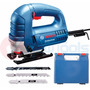 Serra Tico Tico Bosch 220v 710w Profissional Gst 75 E