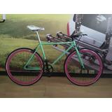 Bicicleta Fixie / Singlesped