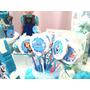 Paletas Personalizadas Fiesta Infantil Bautizos Baby Shower