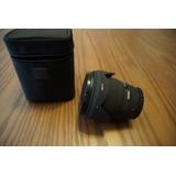 Sigma 28mm F1.8 Ex Dg Asp Macro (montura Sony Alpha)