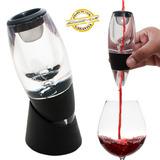 Decantador Aerador Vinho Magic Decanter Luxo Portátil Bebida