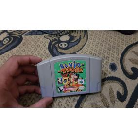 Banjo Tooie Para O Nintendo 64 Tudo 100%. D2