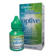 Optive 10ml Solução Oftalmica Estéril - Original