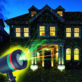 Luces Decorativas- Star Shower Laser Light
