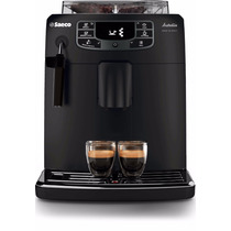 Cafetera Express Philips Saeco Intelia Delux Hd8900/01