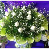 Rosas,flores,ramos,envíos A Domicilio.