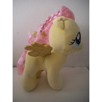 Peluche Fluttershy Musical Mi Pequeño Pony Build A Bear