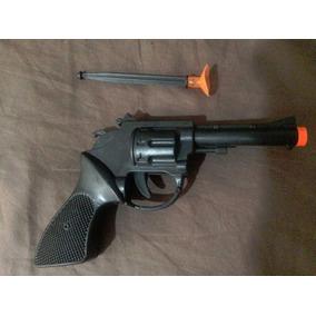 Pistola De Juguete Con 1 Accesorio Set Policia Juego Niños
