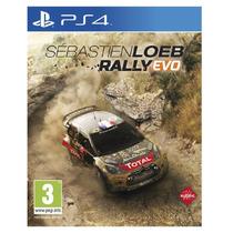 Juego Fisico Sebastien Loeb Rally Evo