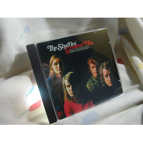 The Shuffles Greatest Hits Pop Rock Anos 70 Cd Remaster