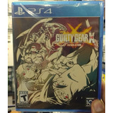 Guilty Gear Xrd Revelator Ps4 Nuevo Sellado Oferta!!