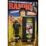 Rambo Muñeco Figura Accion Genera Warhawk Blister Juguete