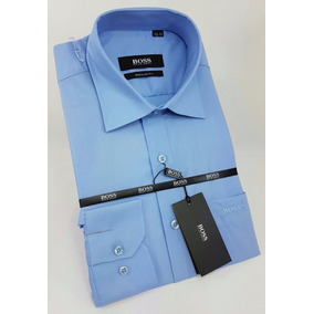 Camisas Hugo Boss Colores Lisos