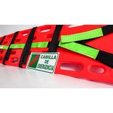 Camilla Plastica Primeros Auxilios- Nuevo - Envió Gratis