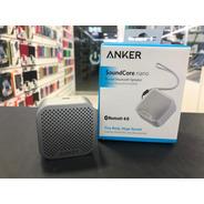 Parlante Anker Soundcore Nano Gris 3w Recargable