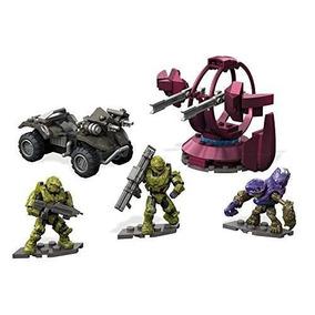 Mega Bloks Vehículo Construx Halo Gungoose Rampage - Nuevo
