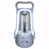 Lampião Lanterna Recarregável Bivolt Ep-779 - 60 Leds