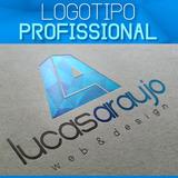 Criação De Logo Logotipo Logomarca - Arte Profissional