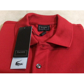 Camisa Lacoste Tipo Polo Original