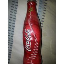Botella Coca Cola Edicion Limitada.