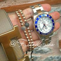 Relógio Yacht Master Ii Misto