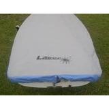 Capa De Convés Para Barco Laser Com Cordão(personalizado)