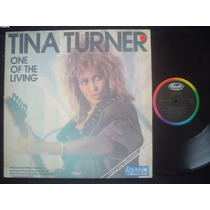 Artesonido: Tina Turner Maxi One Of The Living Brazil Disco