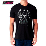 Remeras Estampadas Soda Stereo Cerati 5 Dtg Digital Stamp