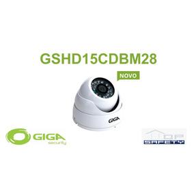 Câmera Ahd Giga Gshd15cdbm28 Cftv Produto Novo