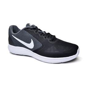 Tênis Masculino Nike Revolution - Cinza Escuro