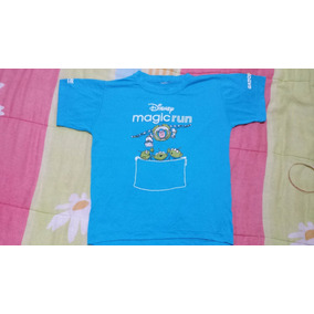 Camiseta Disney Magic Run 2013 - Infantil Tamanho P