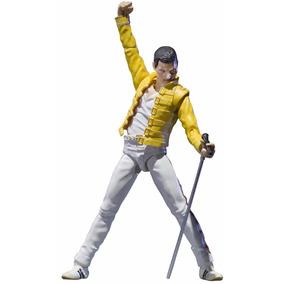 Freddie Mercury - Bandai Sh Figuarts