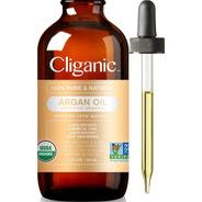 Aceite De Argán Orgánico 100% Puro Prensado En Frio
