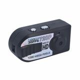 Mini Filmadora Video Camera Digital Q5 Dv Dvr Espiã 720p Hd